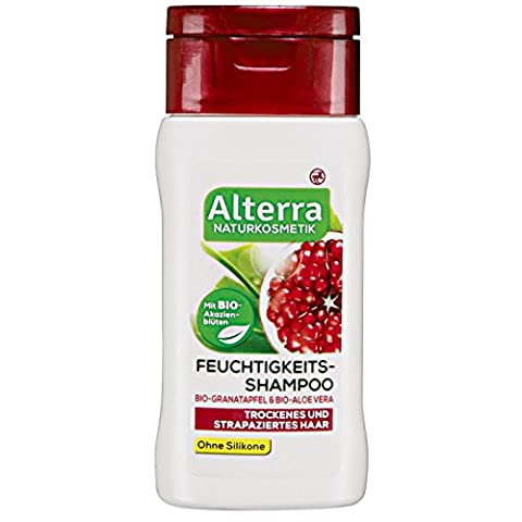 Alterra Moisture Shampoo 200 ml for dry & stressed hair,