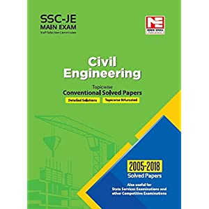 SSC: JE Civil Engineering – Previous Year Conventional Solved Papers