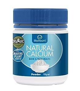 Lifestream 100g Natural Calcium Powder