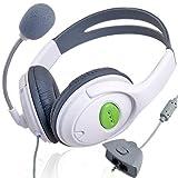 Stereo Headset Kopfh?rer mit Mikrofon f?r Xbox360 LIVE