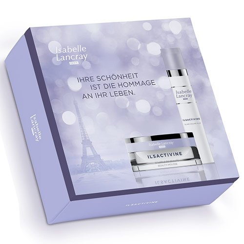 Isabelle Lancray: Ilsactivine Set - Elixir Volume Plus + Souffle de Beaute Beauty Mousse (1 stk) (Plus-souffle)