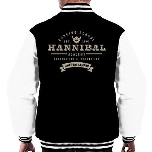 Hannibal Cooking School Chef Dr Lecter Men's Varsity Jacket