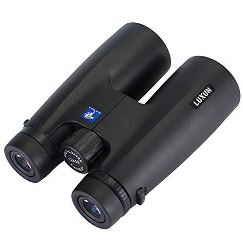 RUIJING 12x50 Hd Zoom Fernglas, Outdoor Adult Fernglas, Low Light Level Night Vision, Vogelbeobachtung, Wandern, Bergsteigen, Reisen, Sport, Konzert-Fernglas -