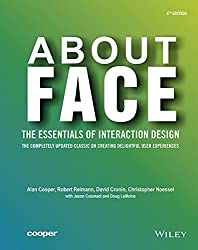 About Face: the Essentials of Interface Design, 4ed