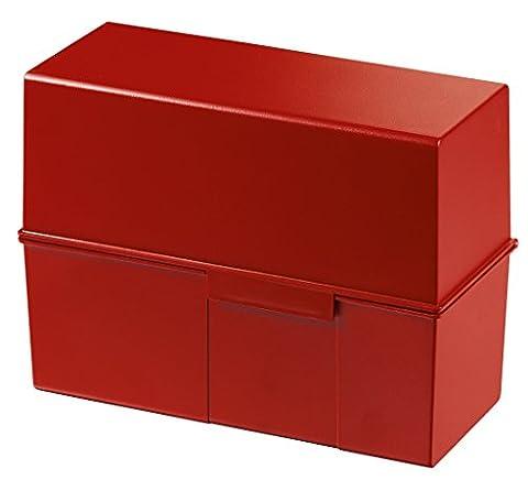 HAN 975-17, Card index box A5 landscape. Innovative, attractive design