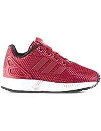 size 40 c18ca fa6d6 Adidas Zx Flux El I Scarpe Sportive Bambina Rosa - Rosa, 19