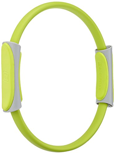 Energetics Adiva Pilates-Ring, Grün/Grau, One Size