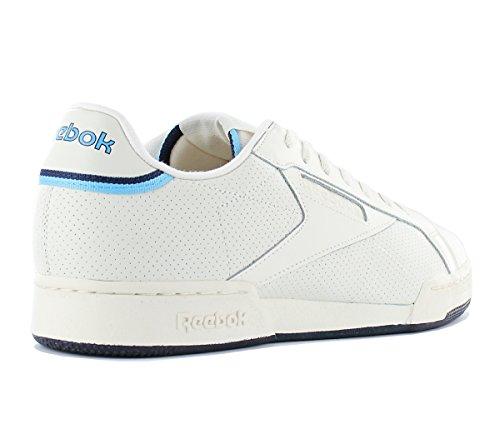 Reebok Bd2884 Reebok Npc Uk Ii Thof Chalk White Blue Navy Bianco