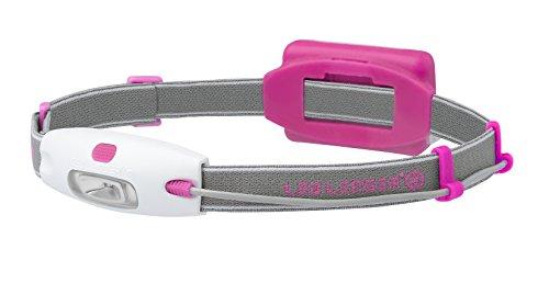 LED Lenser Stirnlampe Neo, Rosa