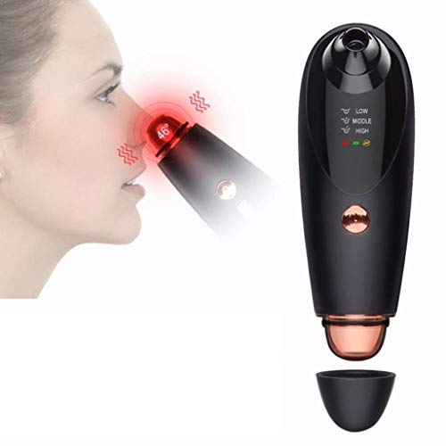 El Aspiradora poros - Limpiador poros facial extractor