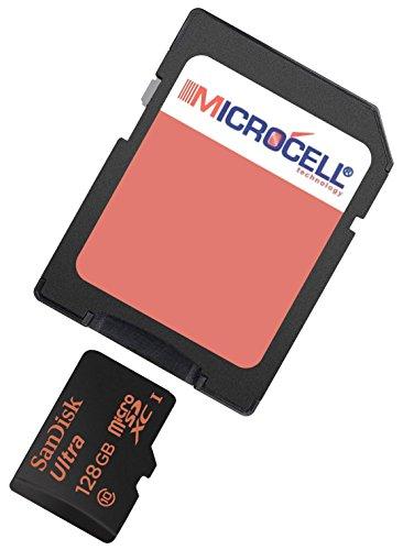yayago Microcell SD 128GB Speicherkarte / 128 gb micro sd karte für Samsung Galaxy S5 Neo