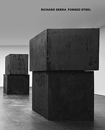 Richard Serra forged sculpture par Richard Serra