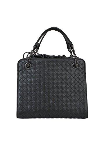 bottega-veneta-femme-429337vauq11000-noir-cuir-sac-tote