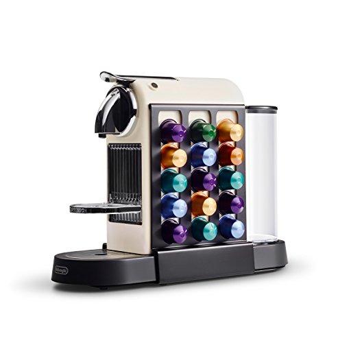U-CAP Citiz Nespresso Portecapsule pour Machine à Café Acier