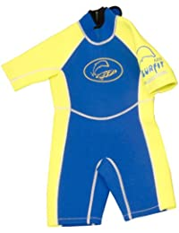 Surfit Boy's Plain Shorty Wetsuit