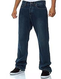Dickies Herren Jeans / Loose Fit Jeans Pensacola blau W 46 L 34