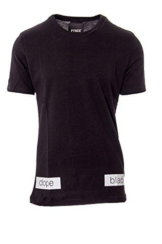Unisex short sleeve t-shirt jersey 33509 Schwarz