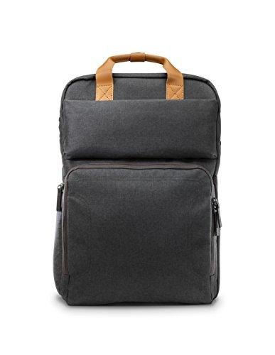 Hp-laptop-power-pack (HP Laptop Rucksack (17 Zoll, für Notebooks, Laptops, Tablets, Smartphones mit Aufladefunktion) grau)