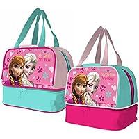 PRINCESAS Disney Frozen Bolsa portameriendas con Base