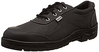 Safari Pro Rider PVC Safety Shoes Steel Toe (Size 6)