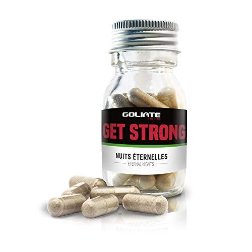 exual Stimulans Aphrodisiakum für den Mann - Stärkt die Erektion und Leistung - 100 % pflanzliche Nahrungsergänzung 100 % in Frankreich hergestellt und 100 % BIO kontrolliert - 28 Kapseln ()