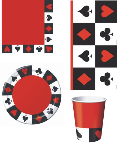 Casino tableware package sonic in mario world 2 games