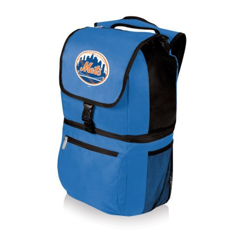 mlb-new-york-mets-zuma-insulated-cooler-backpack-by-picnic-time