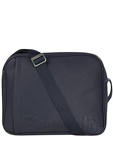 Bench Umhängetasche Crave, Total Eclipse, 34.0 x 46.5 x 6.4 cm, 10.12 Liter, BUXA0482 (Handtasche Bench)