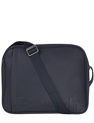 Borsa Bench Crave, Unisex, Umhängetasche Crave, nero, 34.0 x 46.5 x 6.4 cm, 10.12 Liter