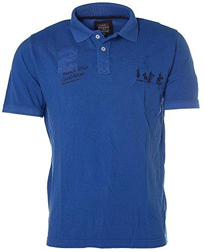 kitaro-herren-kurzarm-shirt-poloshirt-polokragen-pikee-beach-polo-caribbean-royal-l