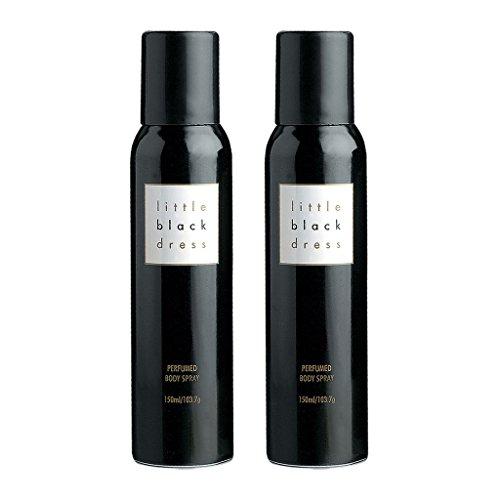 Avon Little Black Dress Body Spray (combo) Image