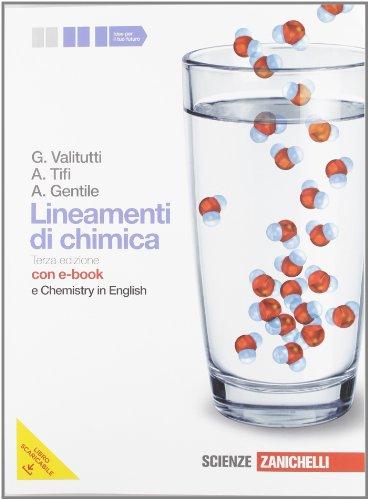 Lineamenti di chimica. Con Chemistry in english. Per le Scuole superiori. Con DVD-ROM. Con espansione online
