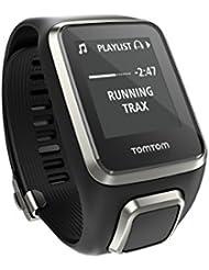 TomTom Spark Cardio + Musik GPS-Fitnessuhr