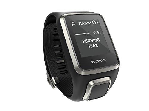 Foto TomTom Spark Cardio+Music Premium Edition Orologio GPS per il Fitness,...