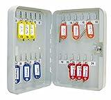 Wedo 10252437X Schlüsselschrank lichtgrau