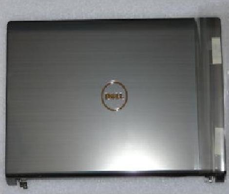 Dell Studio 155515571558coperchio colore grigio argento cerniere, Pulsante di accensione, Nero, porta per webcam, fili, parte numero dhdp5-Nuovo In Scatola