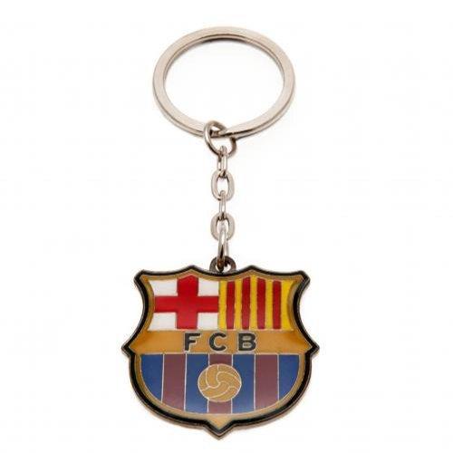 Car Accessories-Offizieller FC Barcelona Schlüsselanhänger-Neuheit Fußball Geschenk Ideen