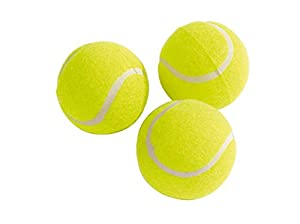 Angelsports Tennis ball, Pack of 3 Review 2018