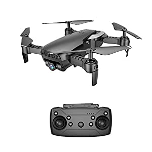 JIANGfu X12 Drone 2.0MP Wide Angle Camera RC Drone WiFi FPV 2.4G One Key Return Professional Quadcopter Toy Gift Remote Control Aircraft