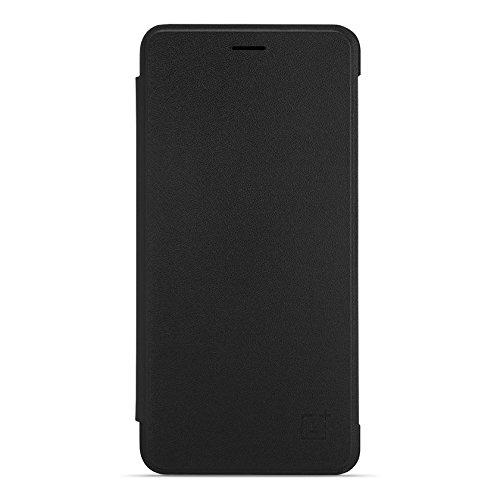 OnePlus X Flip Cover (Black)