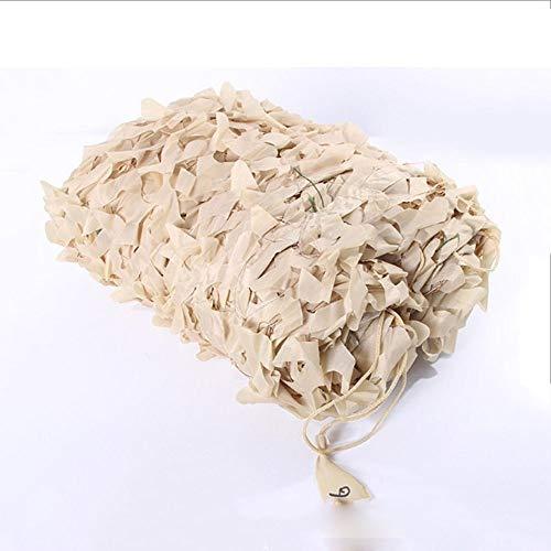 nenschutz-Sonnenschirm-Netz-Dschungel-weißes Tarnungs-Netz im Freien Flugzeuge-Tarnungs-Netz kann besonders angefertigt Werden Sommer beschattung Abdeckung (größe : 4 * 5m) ()