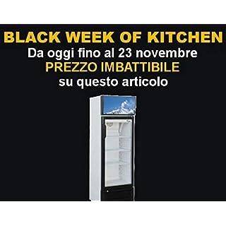 Frigo vetrina a colonna 171 Lt. - Armadio refrigerato BLACK FRIDAY