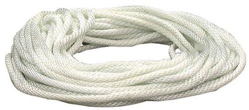 Lehigh Gruppe n650W Nylon Solide Braid Seil, 3/40,6cm X 50', weiß -