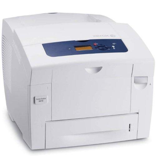 Xerox ColorQube 8870ADN Farb-Tintenstrahldrucker (2400x1200dpi, USB 2.0) -