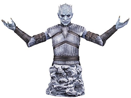 Whiskey Kostüm - Game of Thrones White Walker The Night's King Bust Limited Edition by Dark Horse Comics