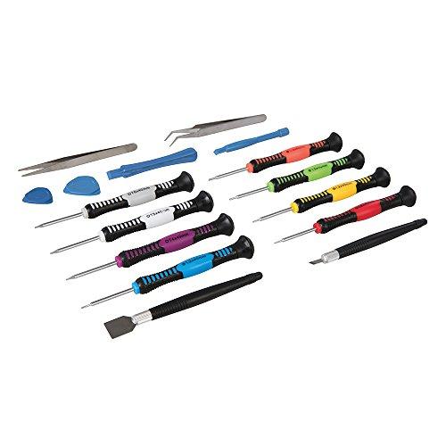 Silverline 850276 Handy-Reparaturwerkzeug, 16 Stück