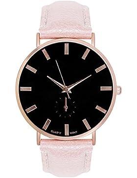 Damenuhr Armbanduhr Trenduhr Quarz Uhr Farben: Rosegold Kupfer Rotgold Rose Gold div Armbandfarben Creme Beige...