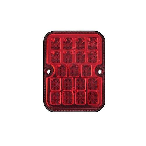 Preisvergleich Produktbild Nebelschlussleuchte LED E3-zertifiziert 10x8x2,4cm / 9 led's