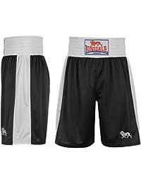 Lonsdale pour homme Box Short de boxe d'entraînement Pantalon de sport Gym Wear
