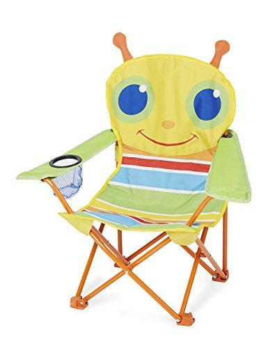 Melissa & Doug- Bug Chair, Multicolor (16694)